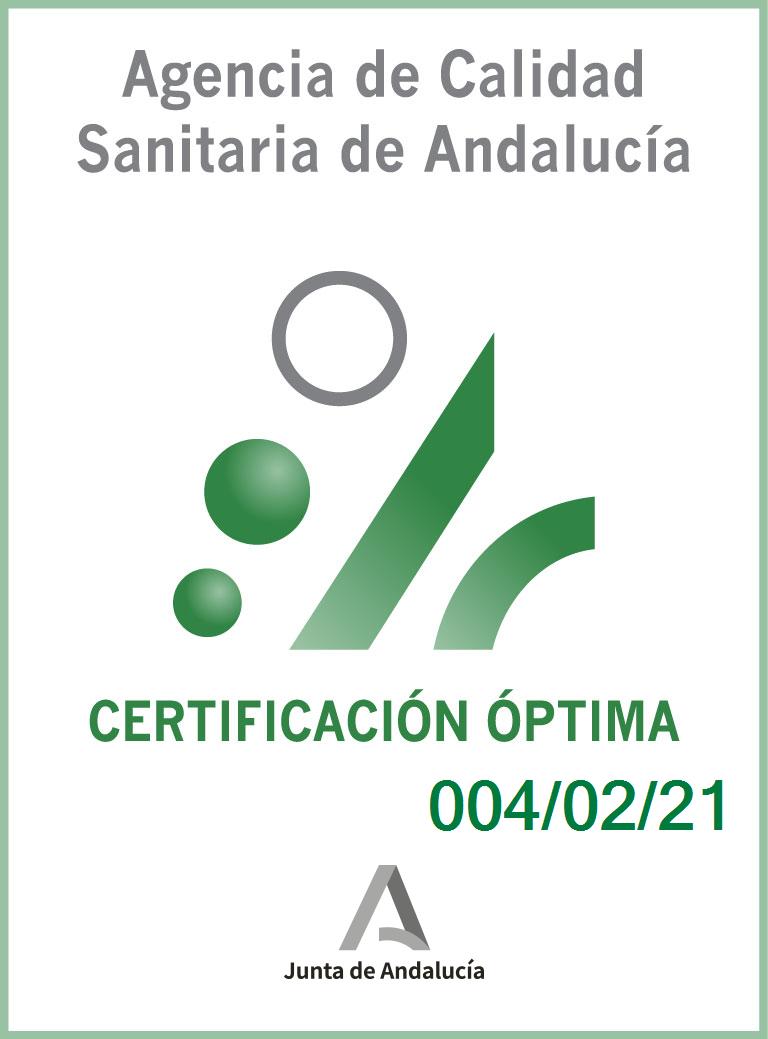 Agencia de Calidad Sanitaria de Andalucia (enlace externo)